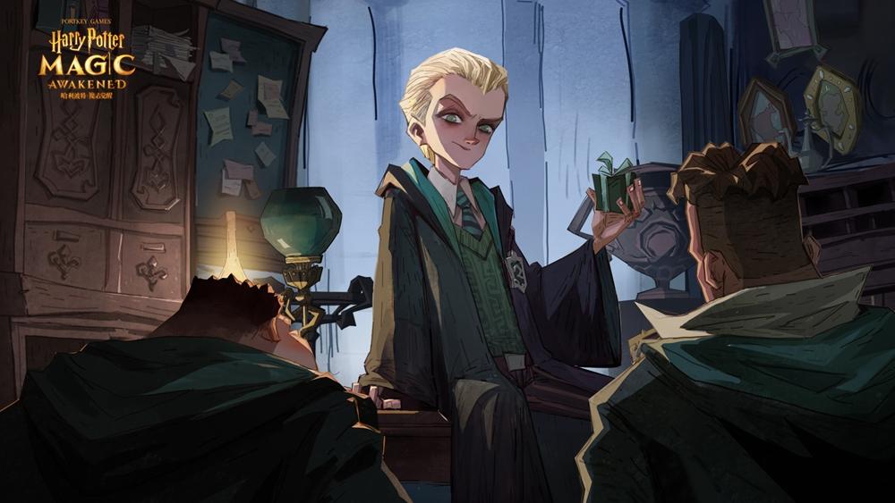 霍格沃茨开学啦!《哈利波特:魔法觉醒》今日全平台上线!