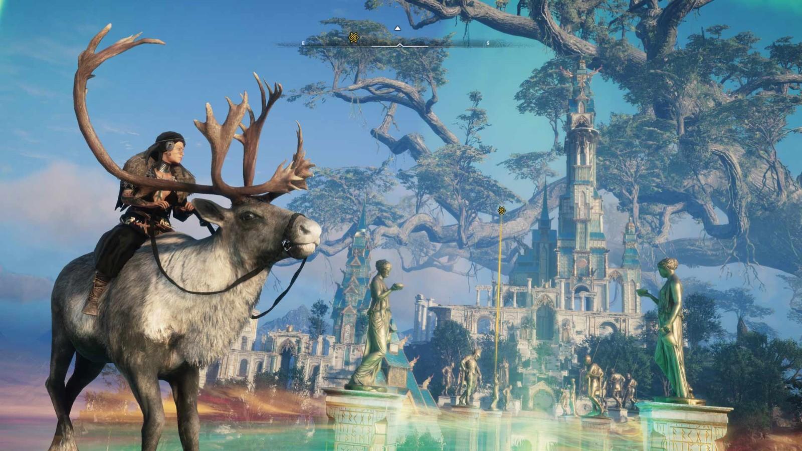 PC版《刺客信条:英灵殿》已免费追加发现之旅模式