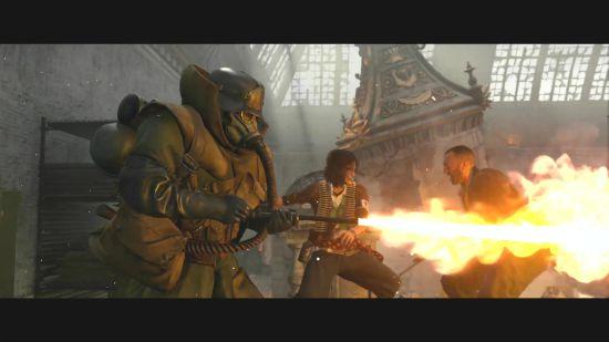 《使命召唤:先锋》爆燃宣传片 硬核摇滚配枪林弹雨